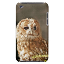 Owl Case-Mate iPod Touch Case