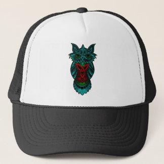 Owl Celtic Art Trucker Hat