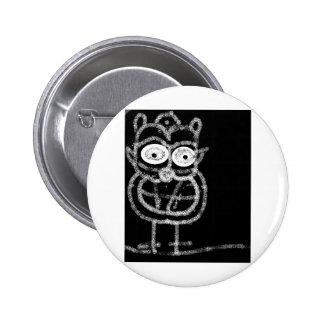 OWL chillin Pin