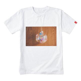 Owl Christmas bauble Zazzle HEART T-Shirt