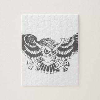 Owl Claws Jigsaw Puzzle