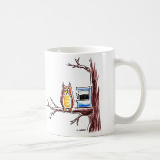 OWL COFFEE COFFEE MUG