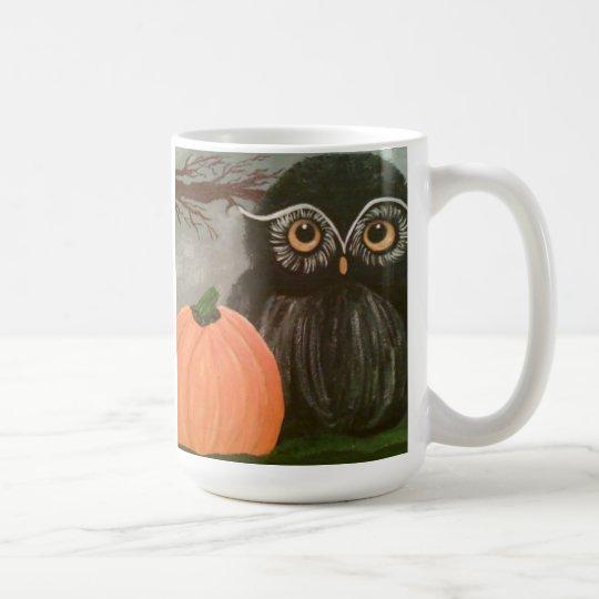 Owl Coffee Mug, Owl Mug