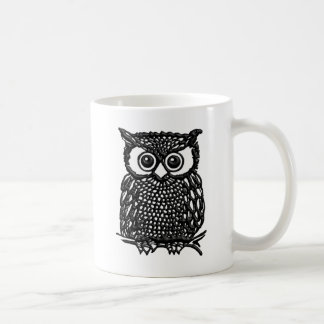 Owl Coffee mug, Travel mug or frosted mug cups