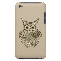 Owl Collage Case-Mate iPod Touch Case