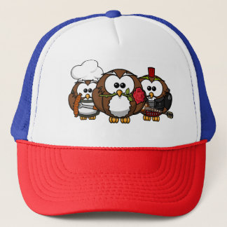 Owl collection Hat