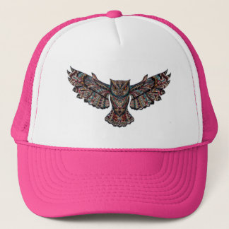 Owl Collection Trucker Hat