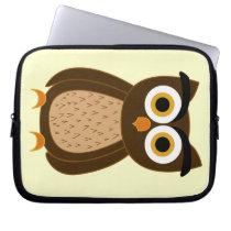 Owl Computer Sleeve