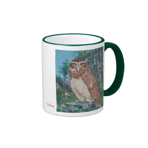 Owl Country Mugs