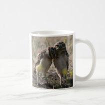 owl couple coffee mug