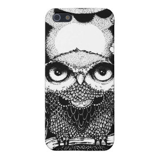 Owl Cover For iPhone 5
