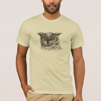 owl - Customized T-Shirt