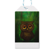 Owl cutie gift tags