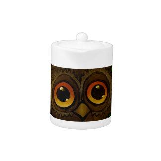 Owl cutie teapot