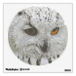 Owl Decal Room Sticker