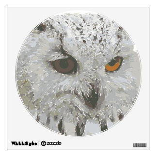 Owl Decal Wall Skins