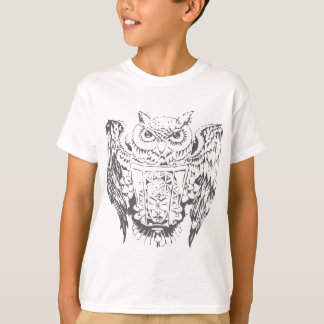 Owl Deity T-Shirt