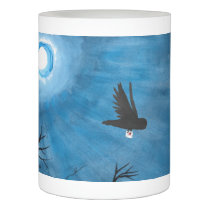 Owl Delivery Flameless Candle