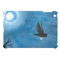 Owl Delivery iPad Mini Cases