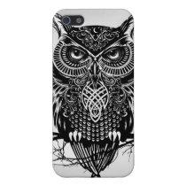 Owl design iPhone case