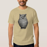 Owl Design Men's T-Shirt