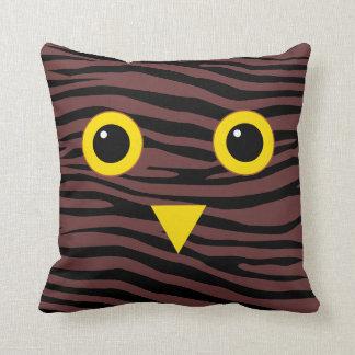 Owl Design Pillow