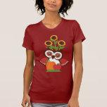 Owl design Tee Shirt