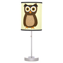 OWL DESK LAMP