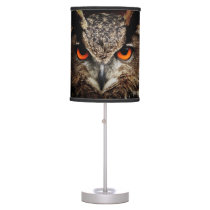 owl desk lamp