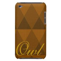 Owl Diamond iPod touch case