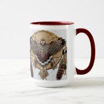 Owl Dream Catcher Mug