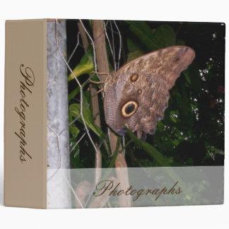Owl Eye Moth Binder