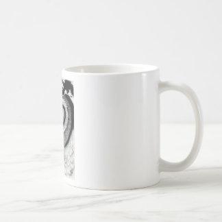 Owl Eye right side 2 of 2 Coffee Mug