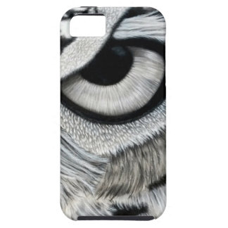 Owl Eye right side 2 of 2 iPhone SE/5/5s Case