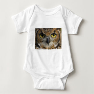 Owl Eyes Baby Bodysuit