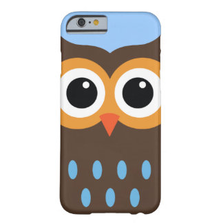 Owl Eyes Barely There iPhone 6 case