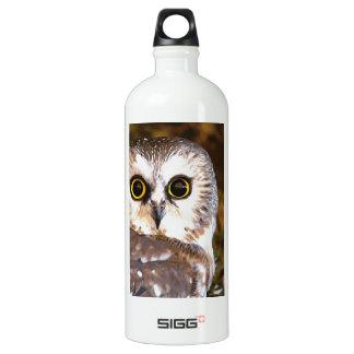 Owl Eyes Bird Looking SIGG Traveler 1.0L Water Bottle