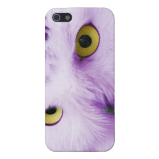 Owl Eyes Case For iPhone 5/5S