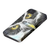 Owl Eyes Case-Mate iPhone 4 Case