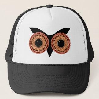 Owl Eyes hat