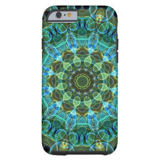 Owl Eyes kaleidoscope Tough iPhone 6 Case