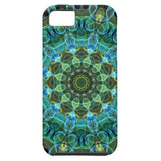 Owl Eyes kaleidoscope iPhone 5 Case