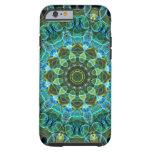 Owl Eyes kaleidoscope iPhone 6 Case
