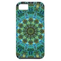 Owl Eyes kaleidoscope iPhone SE/5/5s Case