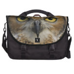 Owl Eyes Laptop Computer Bag