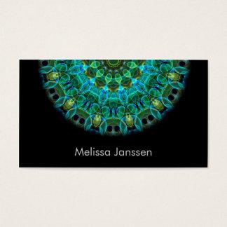 Owl Eyes -Mandala- Business Card