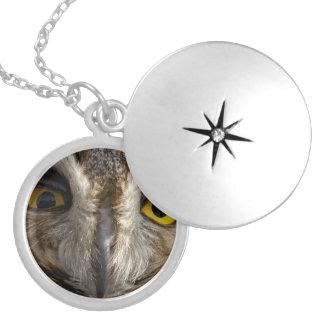 Owl Eyes Necklaces