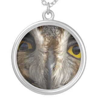 Owl Eyes Necklace