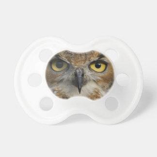 Owl Eyes Pacifier