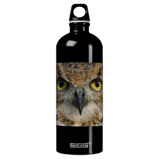 Owl Eyes Water Bottle